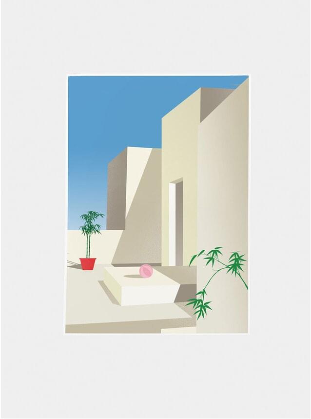 Beach Ball Print