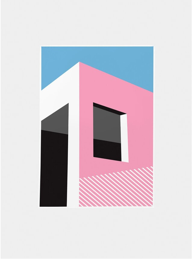 Peckham SE15 Print
