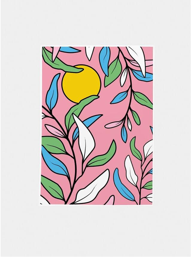 Plant Esc Print