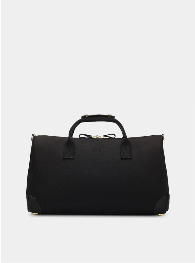 Black Commuter Bag