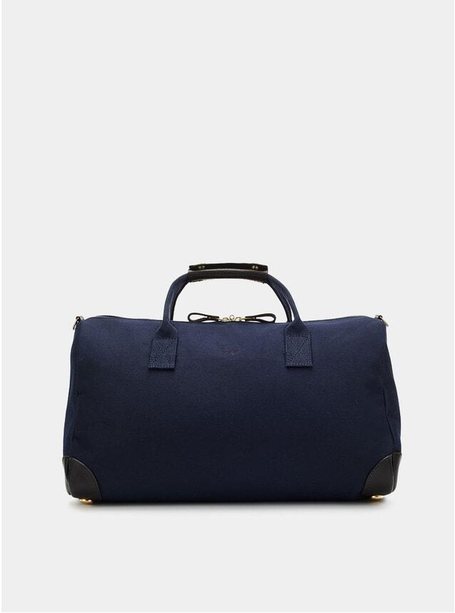 Navy Commuter Bag