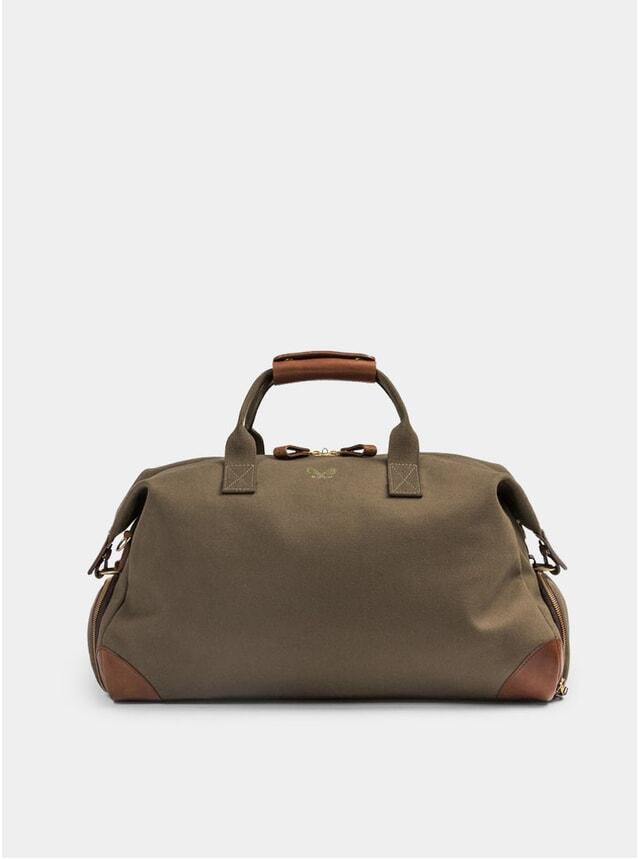 Olive Weekender Bag