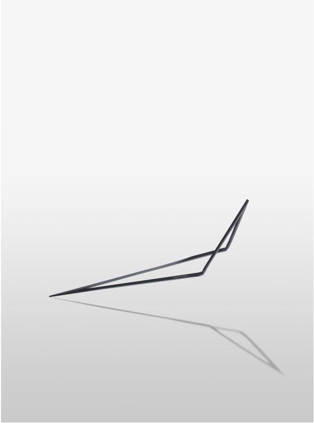 Black Lino Letter Knife