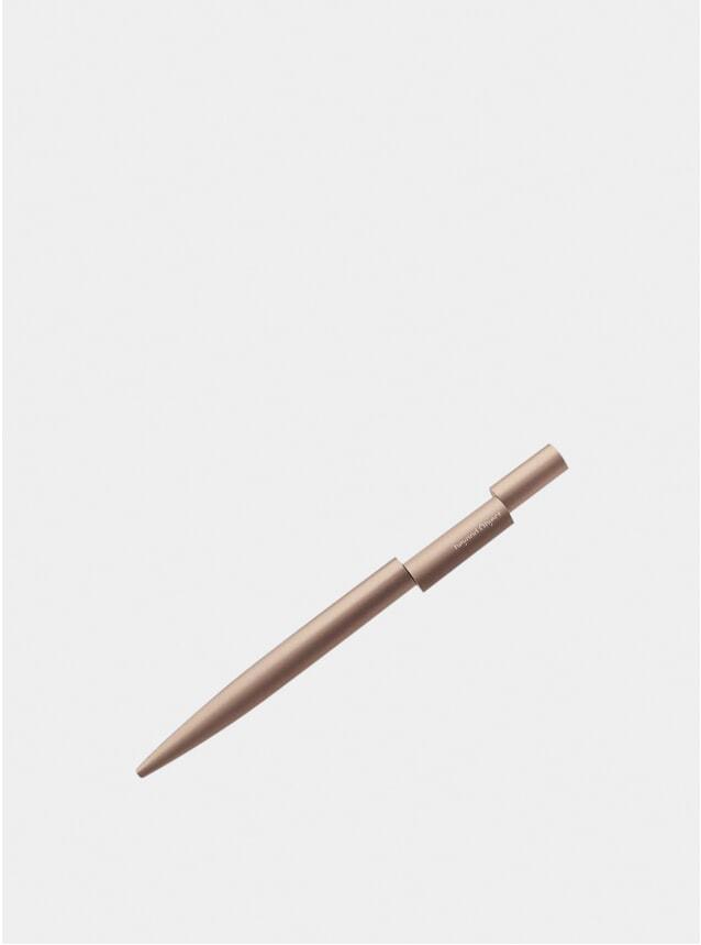 Champagne Gold Align Twist Ballpoint Pen