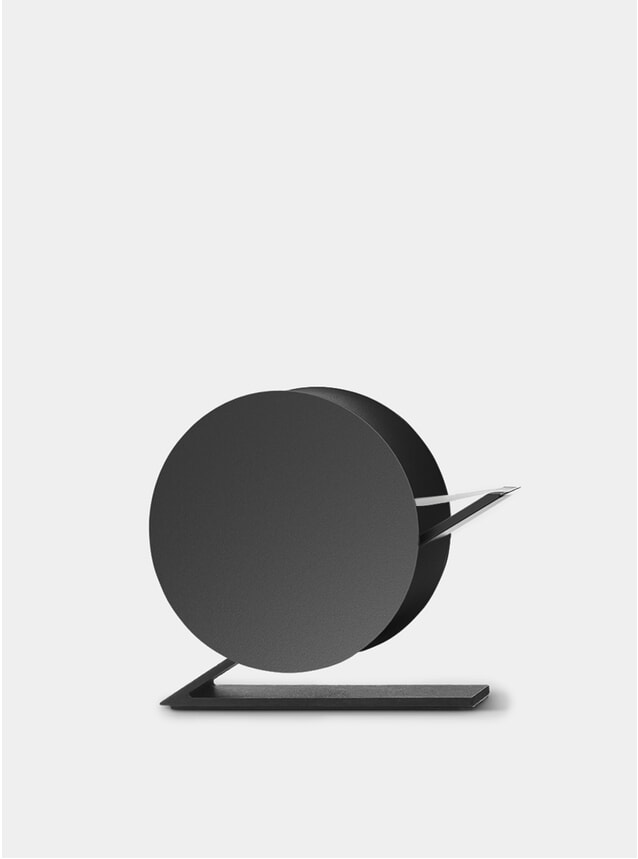 Matte Black Cantili Tape Dispenser