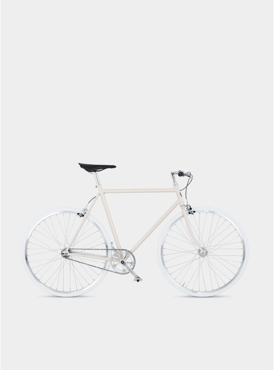 Pale Beige Diamond 1 Bicycle