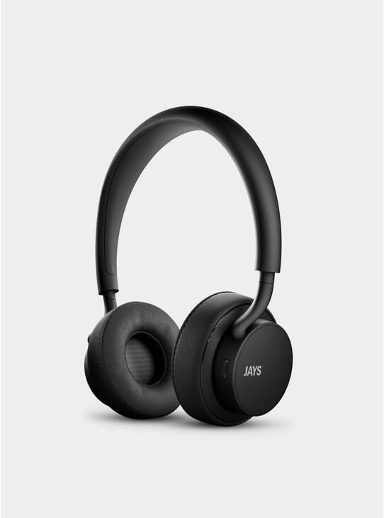 Black / Black U-Jays Wireless Headphones