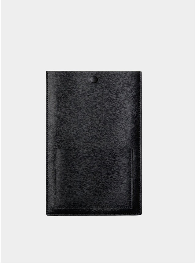 Black Leather No.2 Case