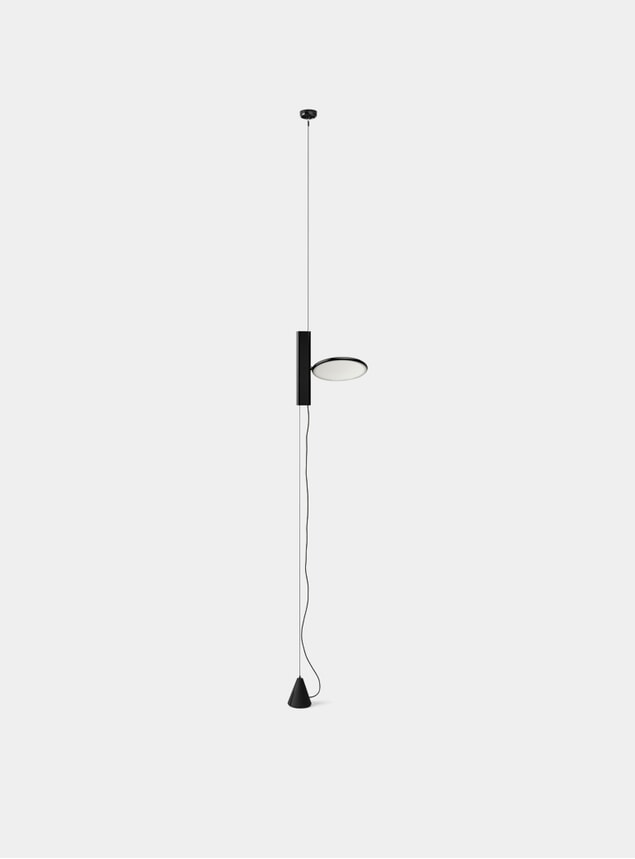 Black OK Pendant Light