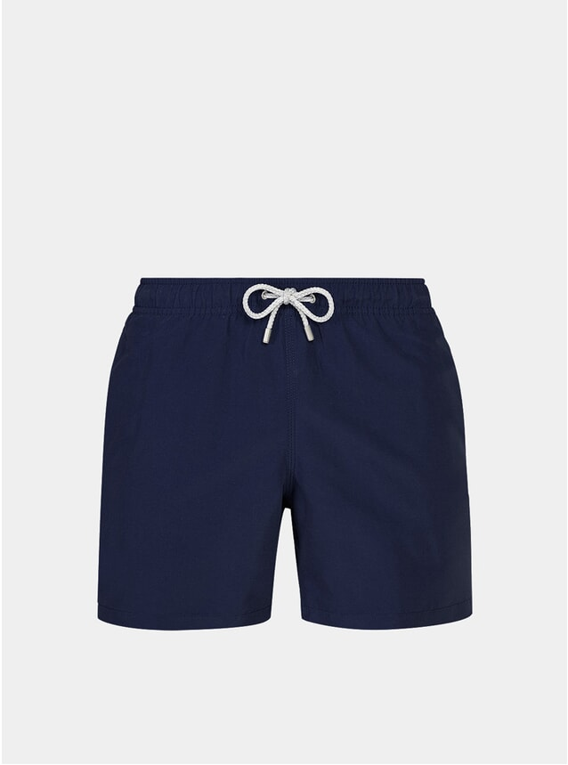 Dark Navy Arthus Swim Shorts