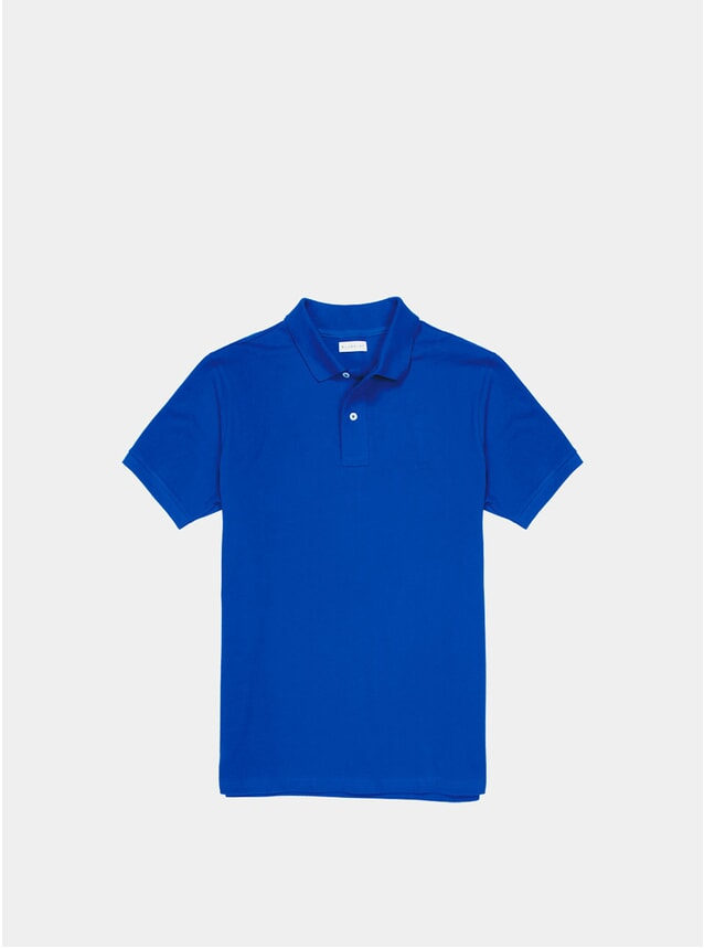 Dazzling Blue Bruce Polo