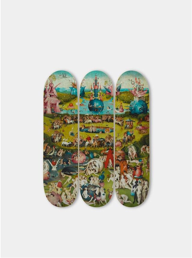 J Bosh 3 Skateboards
