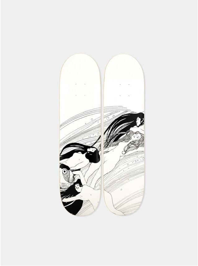 Klimt Diptych Diptych Skateboards