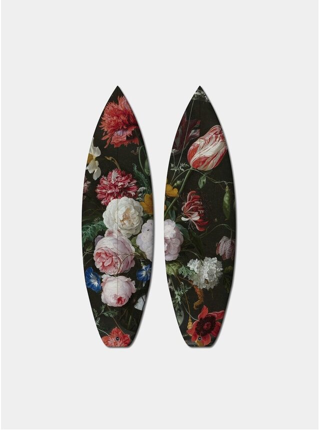 Flowers Diptych Surfboards