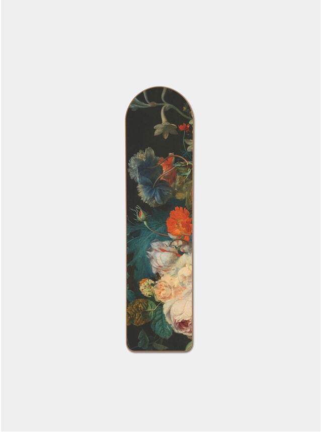 Flowers Vintage Surfboard
