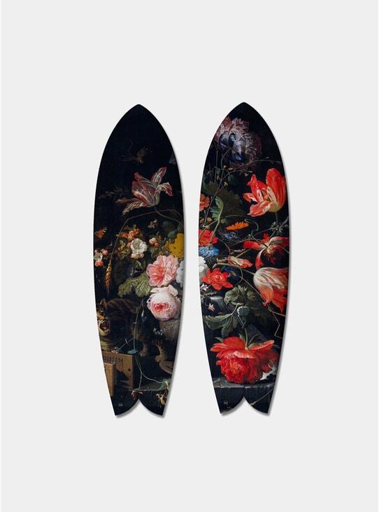 Highsnobiety Diptych Surfboards