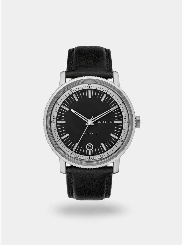 Black / Black BW003 Watch