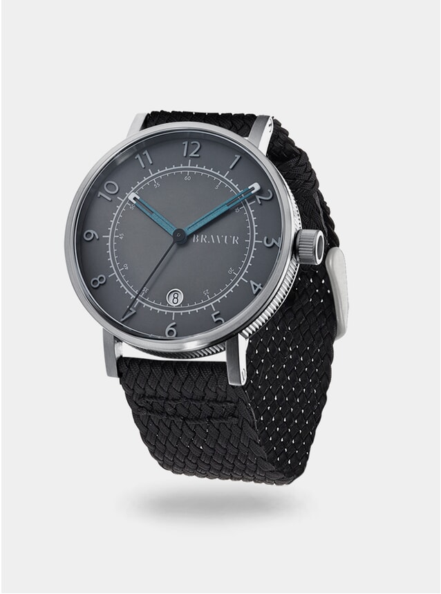 Grey / Black BW001 Watch