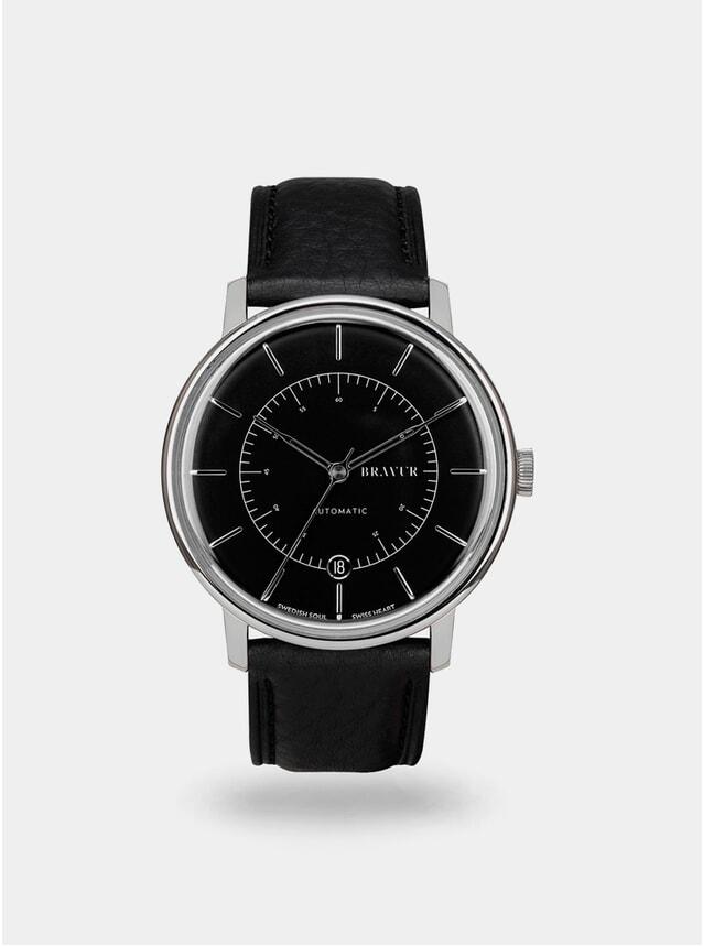 Jet Black / Black Scandinavia Watch