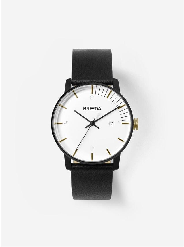 Black on Black Phase Watch