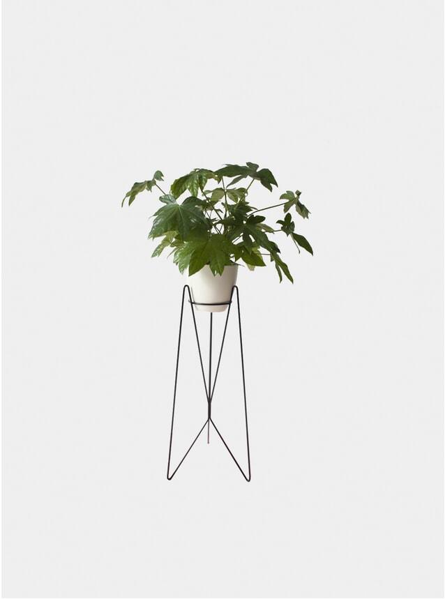 Black Bati Plant Stand