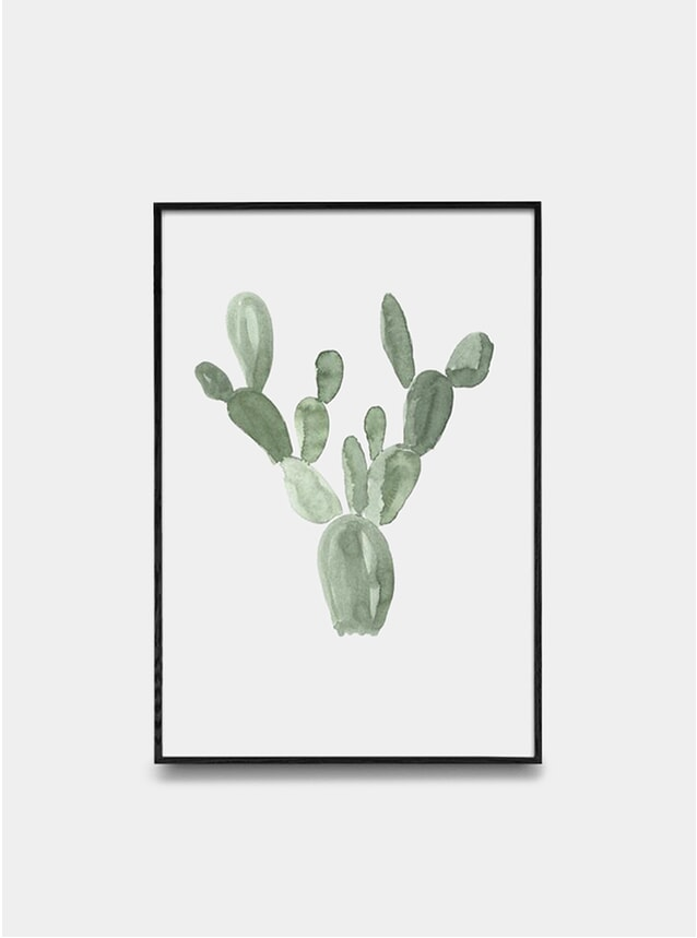 Mini Cactus No.2 Print