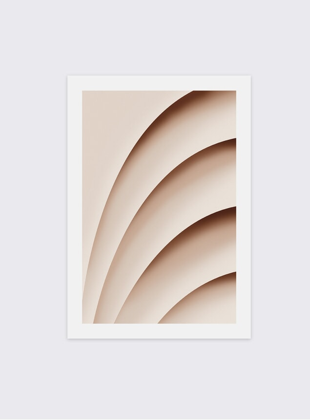 Paper Shadows No.1 Print