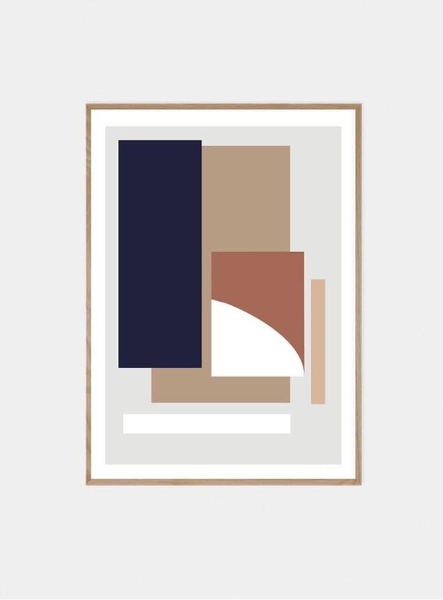 Split No.2 Print