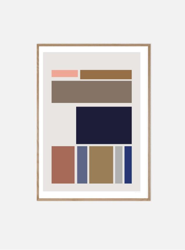 Squares No.4 Print