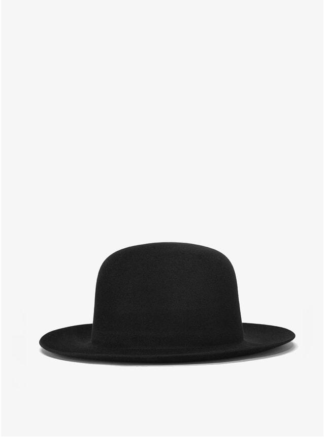Black Shapes Hat