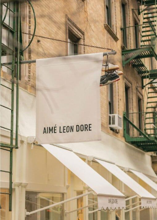 About Aimé Leon Dore