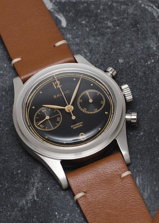 Three-hand Watches