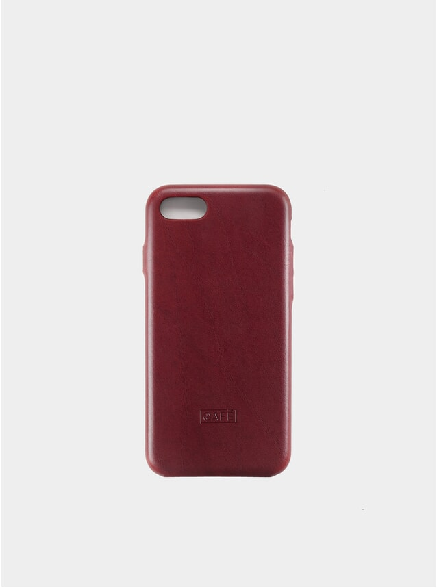Berry iPhone 7/8 Leather Case