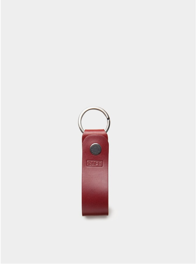 Berry Leahter Key Chain