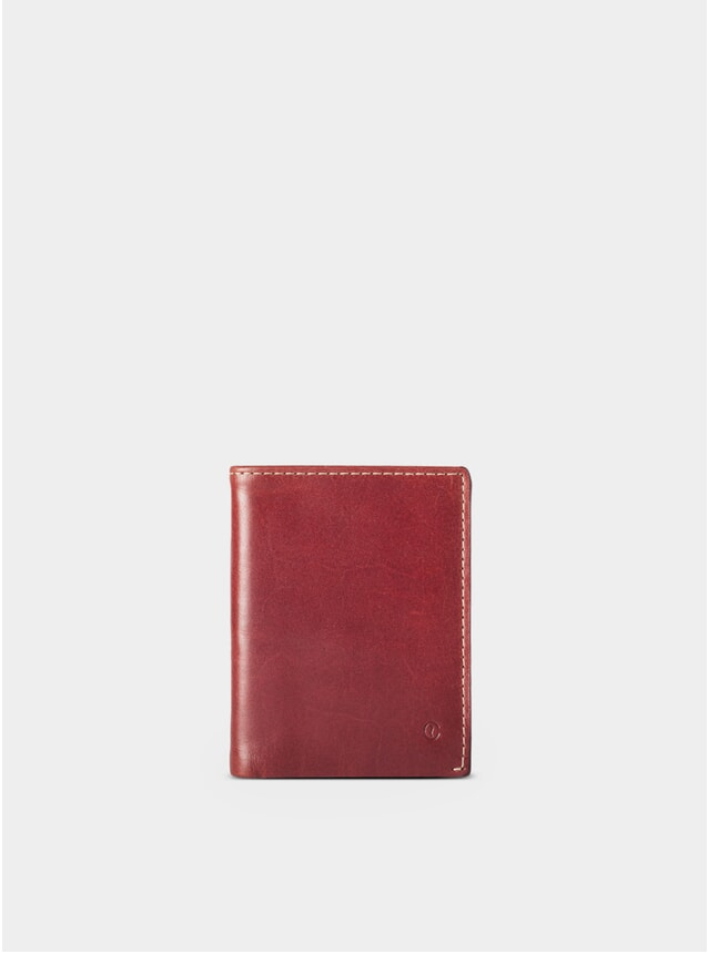 Berry Slim Leather Costa Rica Wallet