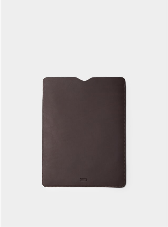 Black Tablet Leather Ipad Case