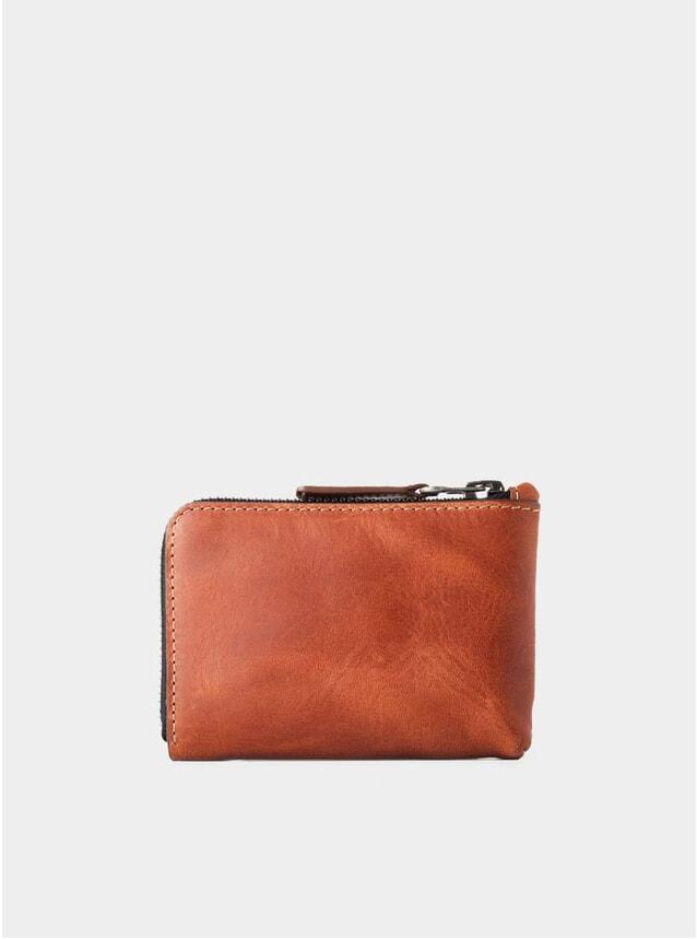 Osaka Leather Osaka Zip Wallet
