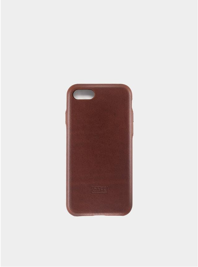 Roasted iPhone 7/8 Leather Case