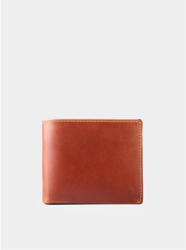 Roasted Leather Billfold Agaete Wallet