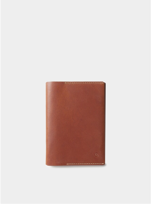 Roasted Tolima Travel Wallet