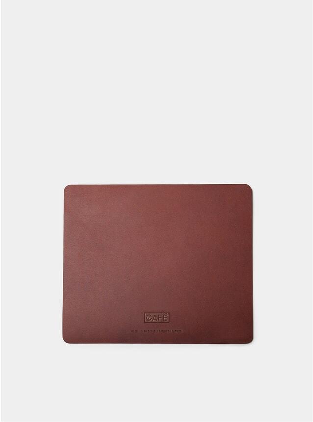 Small Roasted Leather Uyuni Mousepad