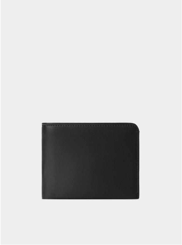 Black / Grey Lining Amwell Bifold Wallet