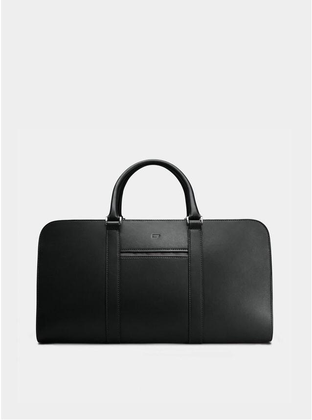 Black / Grey Lining Palissy Weekend Bag