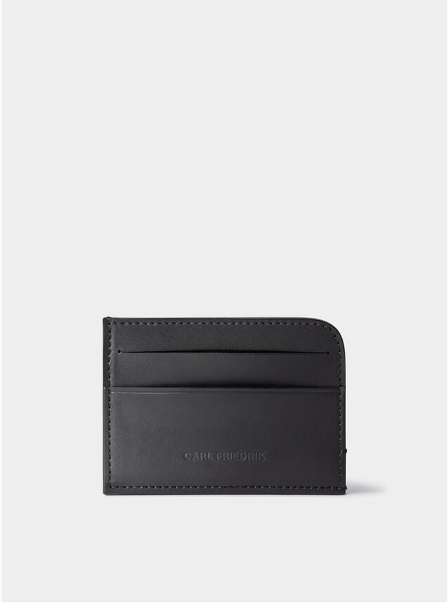 Black Hatton Cardholder