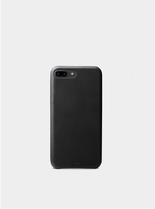 Black iPhone 7+ Case