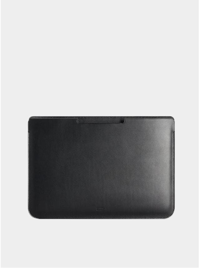 "Black Walton 12"" Macbook Sleeve"