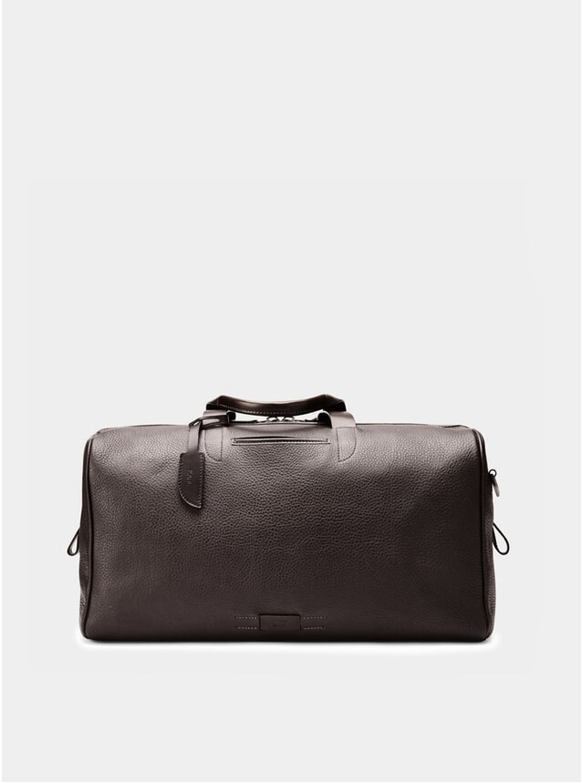 Chocolate Hanbury Weekend Bag
