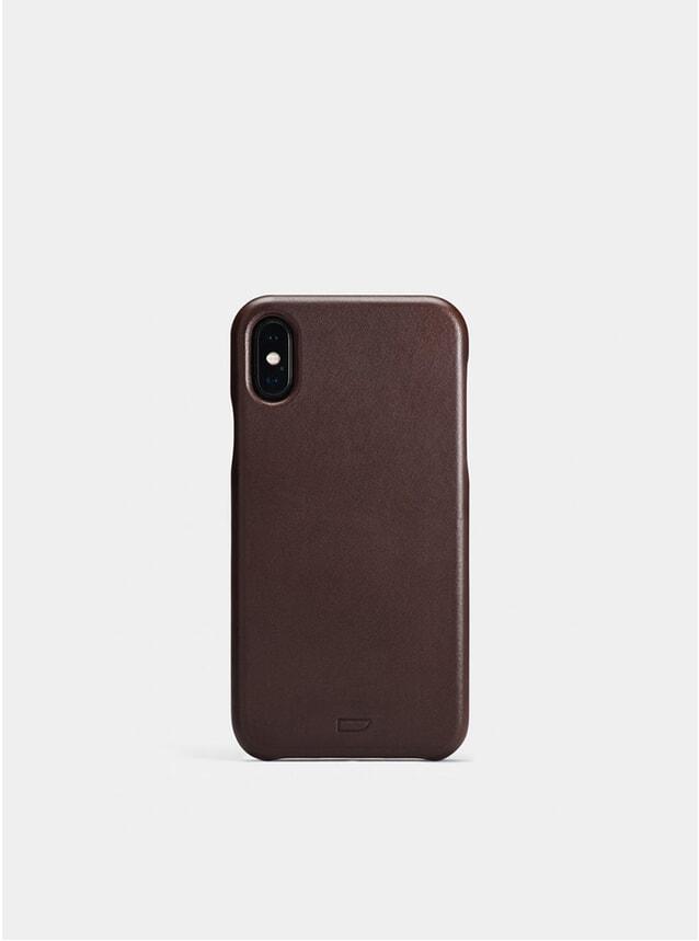 Chocolate iPhone Xs Case
