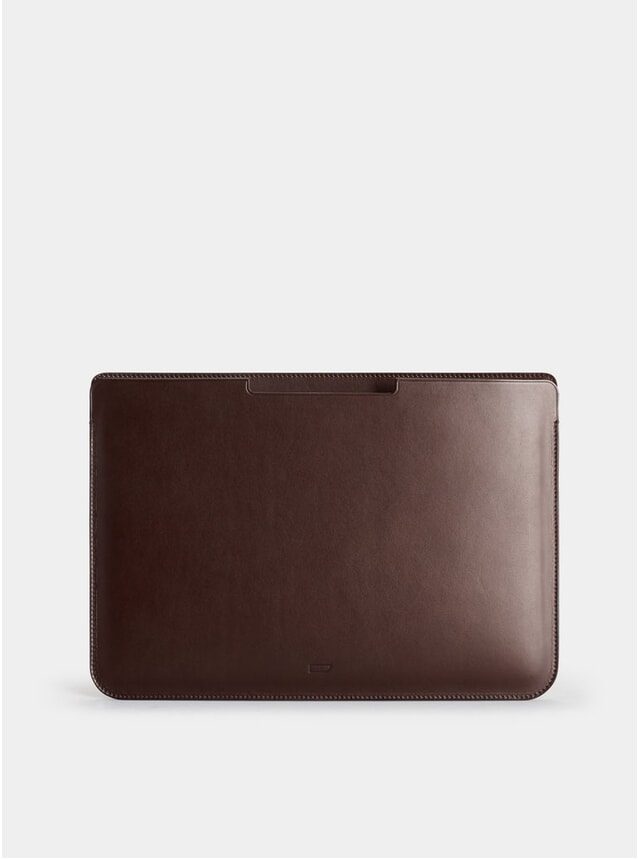 "Chocolate Walton 13"" Macbook Sleeve"