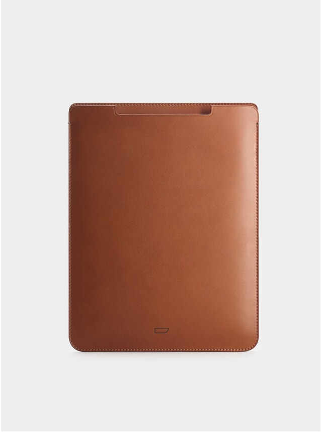 Cognac Leather iPad Pro 10.5 Sleeve